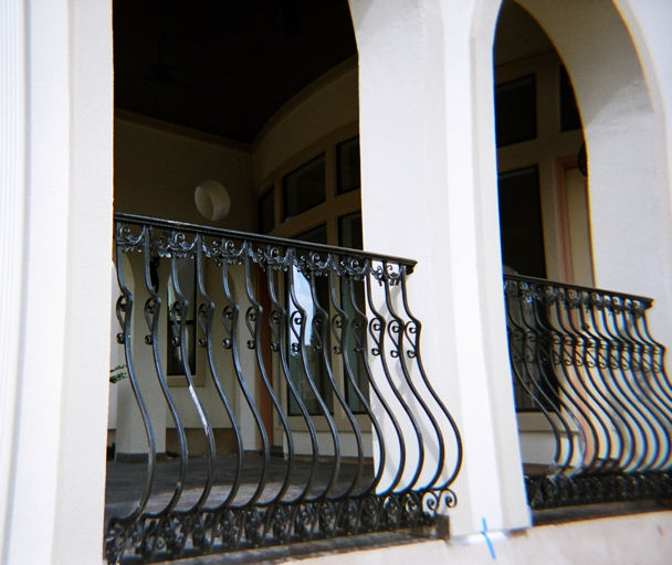iron balcony - mediterrania iron