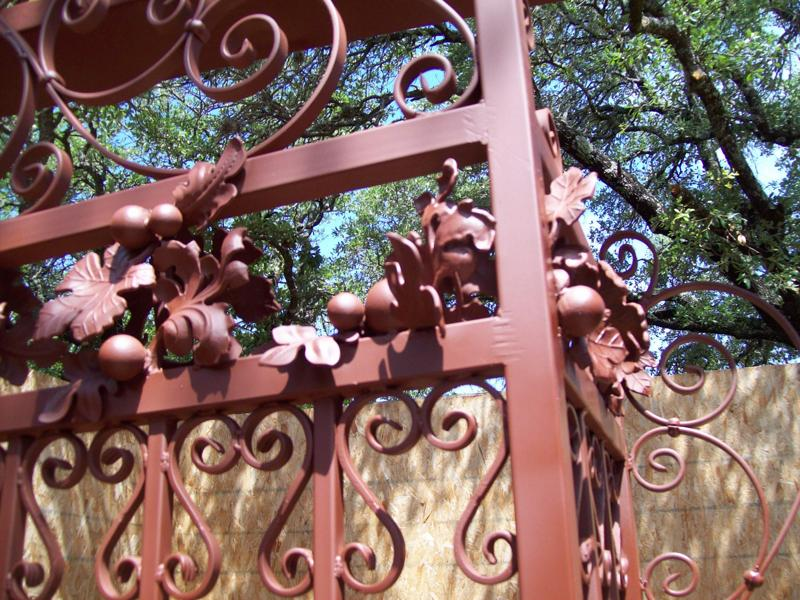 Evans Weaver  Iron Gate
