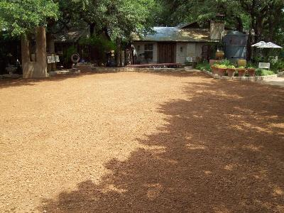 Evans Weaver Driveway After
