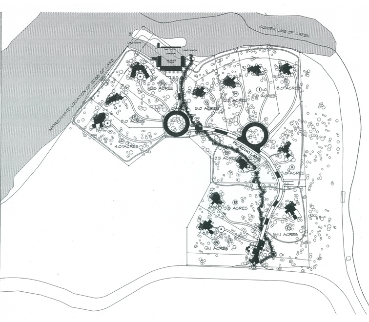 Site Plan - Evans Weaver