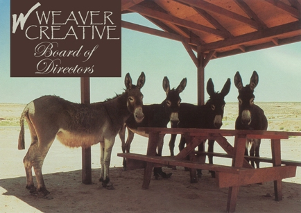 Weaver Creative - Board of Directors